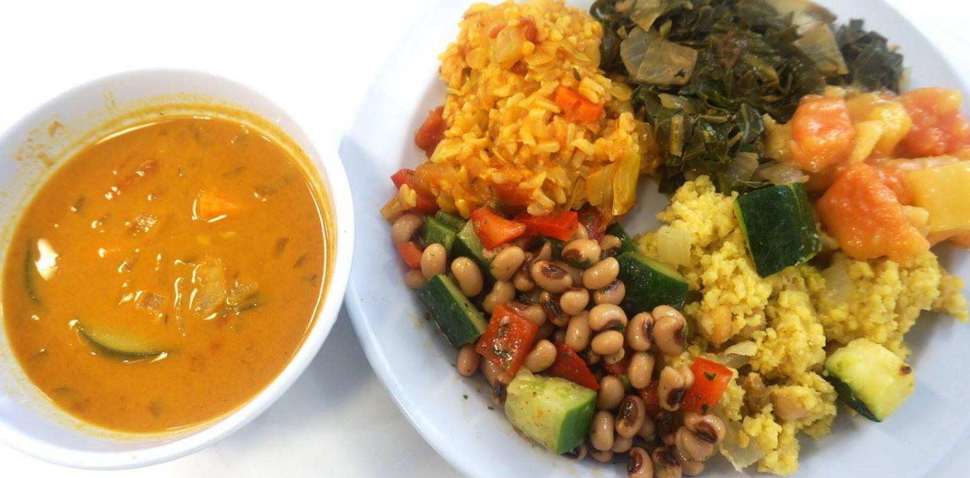 Try these african heritage food swaps for black history for African cuisine history