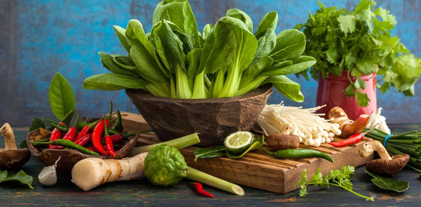 Foods of the Asian Diet