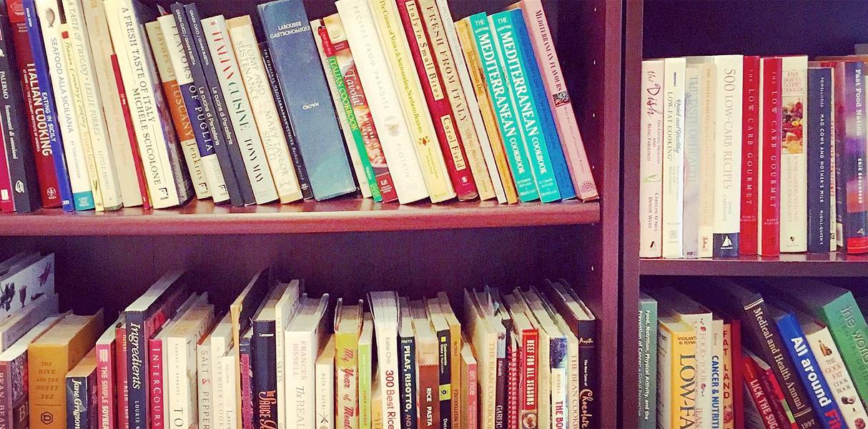 Med Bookshelves