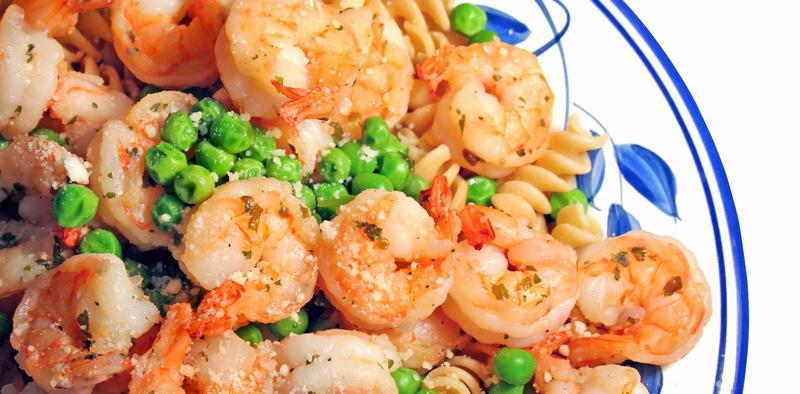 Healthy Pasta Meal from the Freezer