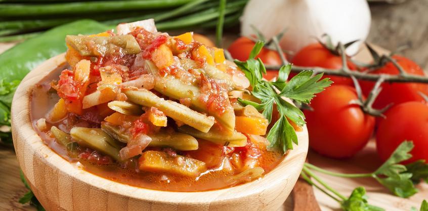 Green Bean Tomato Stew