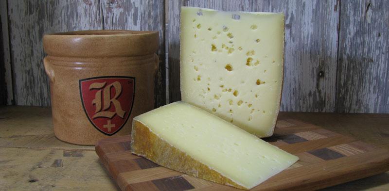 Courtesy of Roelli Cheese Company