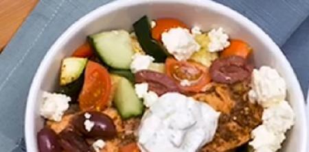 Mediterranean Salmon Bowl Quinoa w Tzatziki_DishOnFish.jpg
