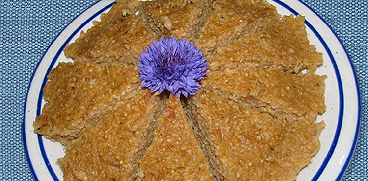 Millet Apple Cake