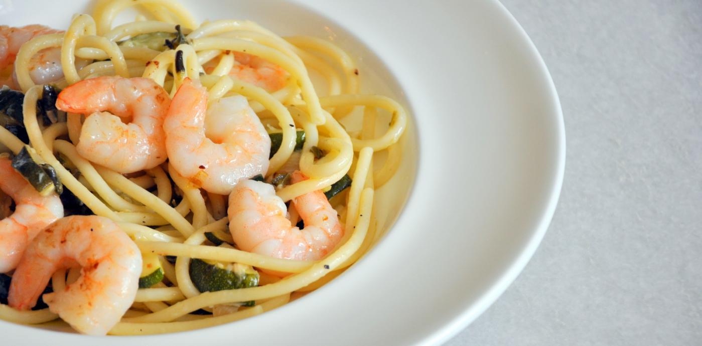 NFI Poblano and Zucchini Bucatini with Shrimp 2.jpg