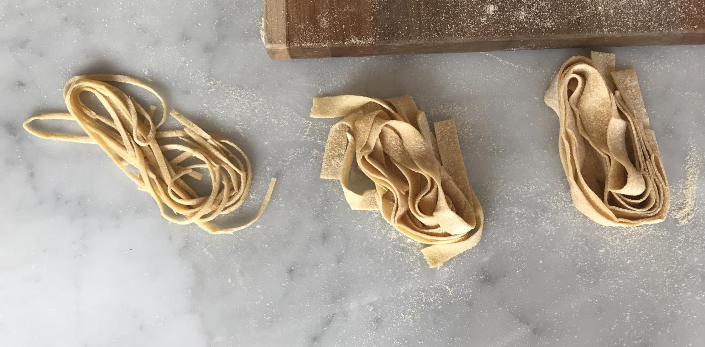 SRV pasta making