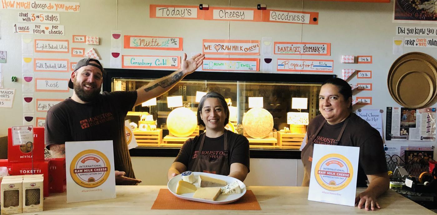 International Raw Milk Cheese Appreciation Day