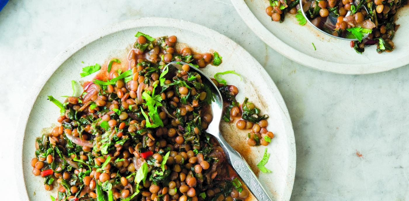 Syrian style lentils with chard.jpg