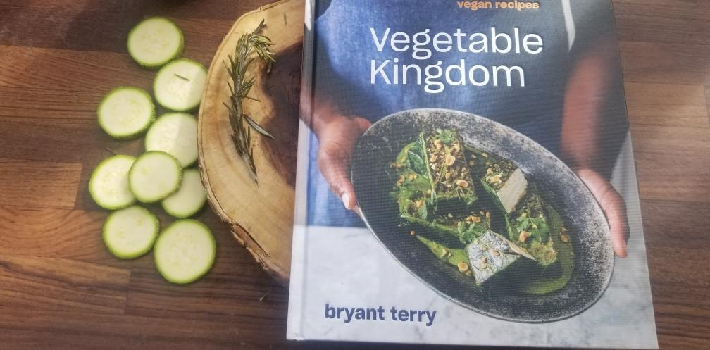 Vegetable Kingdom Cookbook Bryant Terry