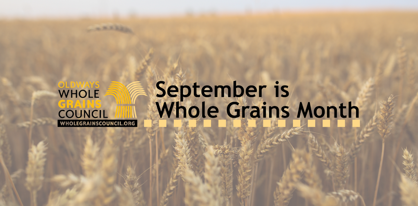 whole grains month in September