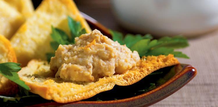 Zesty Walnut Hummus