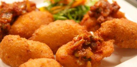 Accara Fritters