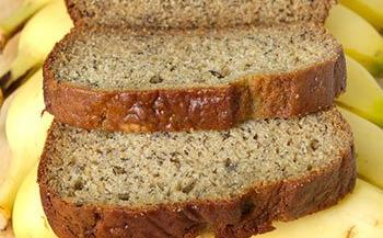 Peanut Banana Bread