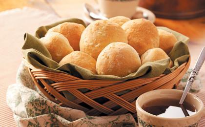 Brown Rice Yeast Rolls