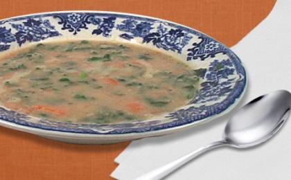 Heaty Bean Soup