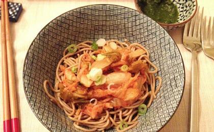 Kimchi Soba