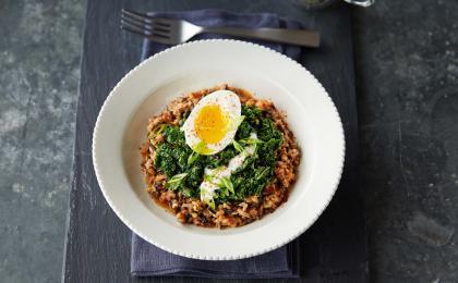 Miso Kale Power Bowl