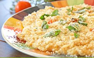 Oatmeal Risotto