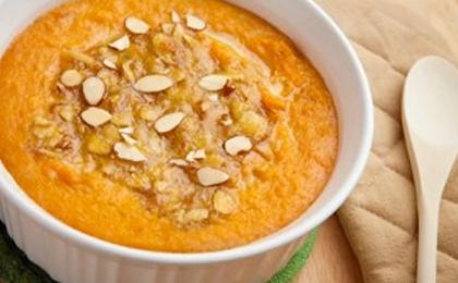 Sweet Pumpkin Seed Casserole