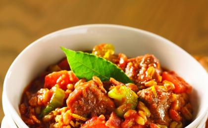 Tailgater's Favorite Stew