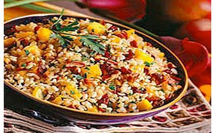 Tutti Frutti Rice Salad
