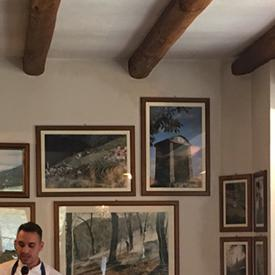 Liguria: Ne-Trattoria LaBrinca demo