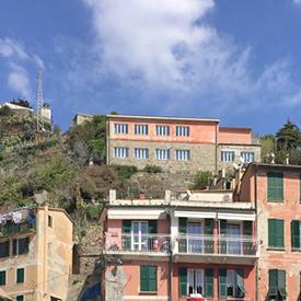 Liguria: Cinque Terre - Vernazza