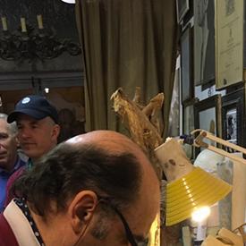 Liguria: Chiavari - corzetti pasta stamps