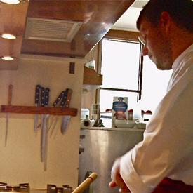 Cooking Class Tuscany Culinaria 2006