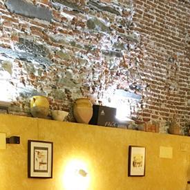 Liguria: Genoa - lunch at Il Cadraio