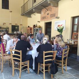 Italian Cheese Culinaria 18_Fiandino Farm Lunch-Villafalleto