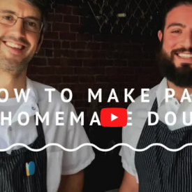 Make authentic pasta from scratch with the chefs from SRV Boston