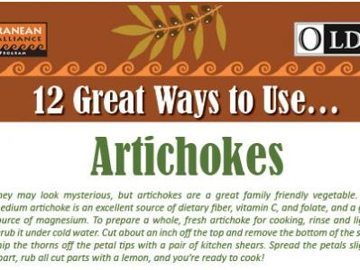 12 Great Ways to Use Artichokes