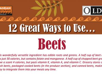 12 Great Ways to Use Beets