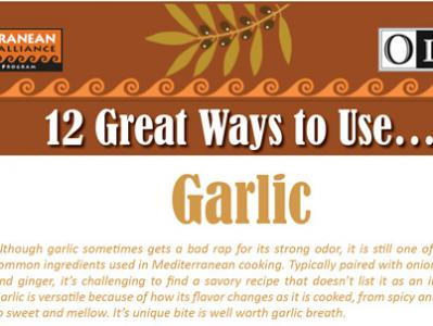 12 Great Ways to Use Garlic