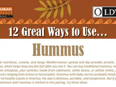 12 Great Ways to Use Hummus