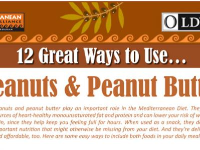 12 Great Ways to Use Peanuts