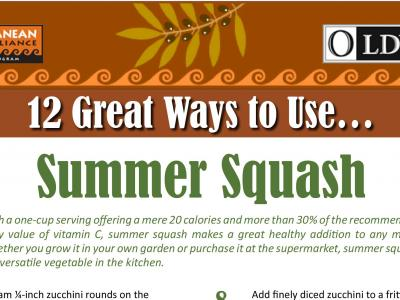 12 Great Ways to Use Summer Squash