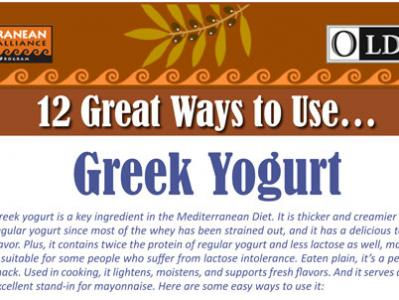 12 Great Ways to Use Greek Yogurt