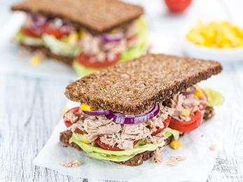 5 New Ways to Jazz Up Your Tuna Sandwich