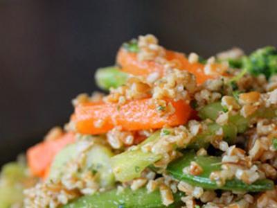 Sunnyland Mills Asian Inspired Tabouli Salad