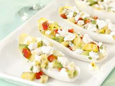 Carb Salad with Feta