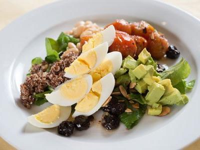 Latin american diet oldways mediterranean vegetable salad with preserved lemon dressing forumfinder Gallery