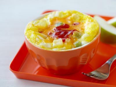 Microwave Breakfast Hash