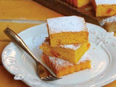 EVOO Cake