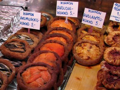 Finnish Fish Pastries