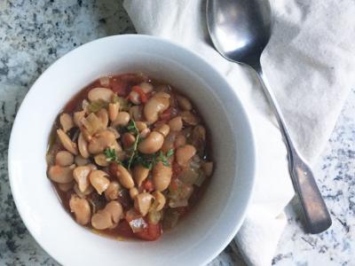 Greek-Style Gigante Beans