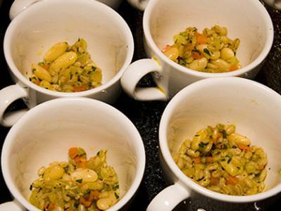 Italian Farro Bean Soup
