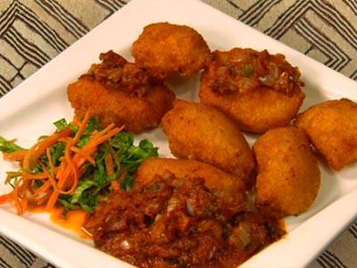 Kanni Hot Sauce for Accara