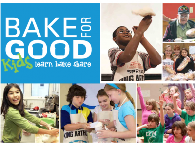 King Arthur's Learn Bake Share Baking Program for Schools